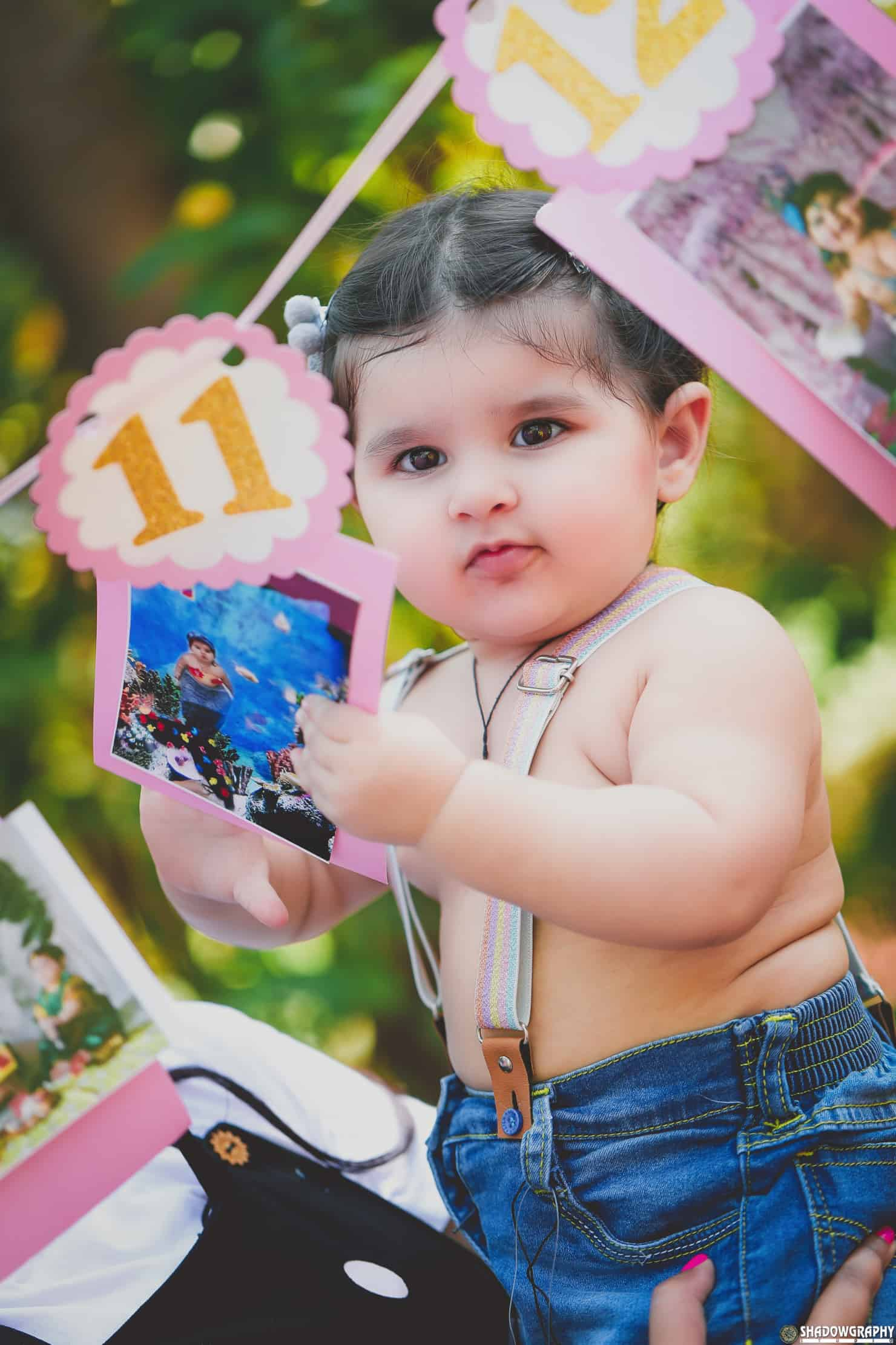 Baby Shoot Shadowgraphy Studio baby photographer in indore